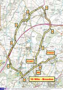 Breedon 10m TT Course