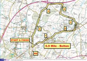 6.9m Belton Circuit